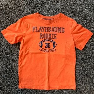 Boys Football Tee Shirt In Perfect Condition!